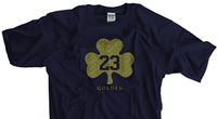 Golden 23 Shamrock shirt