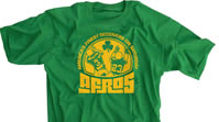 AFROS Irish Green Shirt