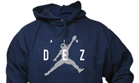Air Dez Cowboys Football shirt