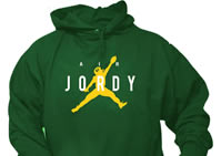Air Jordy Pack Football Hoodie Sweatshirt