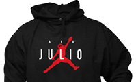 Air Julio Atlanta Football shirt
