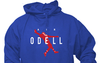 Air Odell New York Football Hoodie Sweat Shirt
