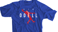 Air Odell New York Football Shirt