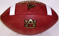Auburn Tigers Official Wilson Authentic Game Day Football F1005