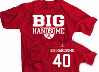 Big Handsome Basketball Shirt