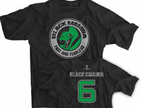 Black Mamba Fast And Fearless shirt