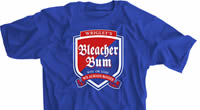 Wrigley's Bleacher Bum Win or Lose We Always Booze Chicago T-shirt
