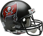 Tampa Bay Buccaneers Full Size Authentic Pro Line Helmet