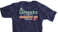 Catholics vs Criminoles 2014 Rivalry Shirt