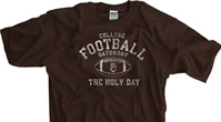 College Football Saturday the holy day shirt