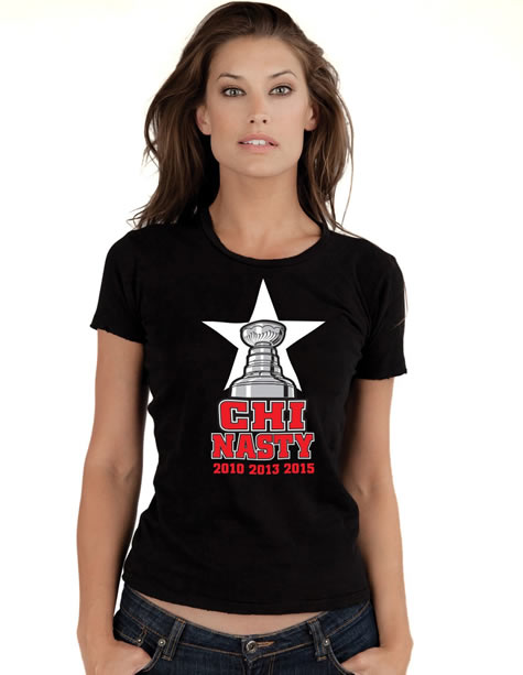 Chinasty Hockey Chicago Dynasty Shirt