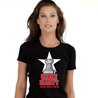 Chinasty Chicago Dynasty Hockey Shirt
