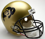 Colorado Buffaloes Authentic Full Size Helmet