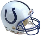 Indianapolis Colts Authentic Full Size Helmet