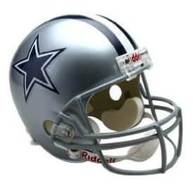 Dallas Cowboys Authentic Helmet