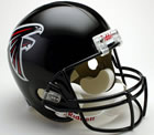 Atlanta Falcons Authentic Full Size Helmet