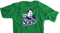 Fear the Stache Shirt