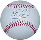 Felix Hernandez autograph baseball with certificate of authenticity