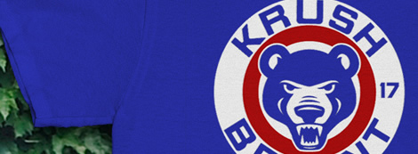 Krush Bryant Chicago Baseball Shirt