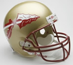 Florida State Seminoles Authentic Full Size Helmet