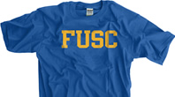 FUSC Blue Shirt