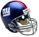 New York Giants Authentic Full Size Helmet