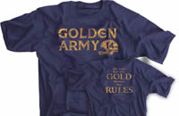 Golden Army 14 Shirt