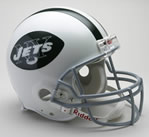 New York Jets Authentic Full Size Helmet
