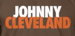 Johnny Cleveland Football shirt