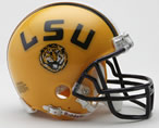 LSU Tigers Mini Helmet