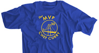 The MVP Chef Curry shirt