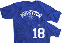 MVPEYTON Indianapolis Football shirt