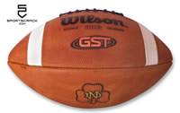 Notre Dame 2010 Game Model Football