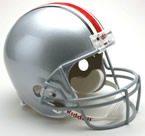 Ohio State Buckeyes Authentic Full Size Helmet