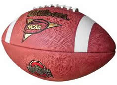 Wilson Ohio State NCAA Game Day Football