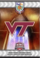 Virginia Tech 2009 Orange Bowl Champions DVD