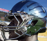 Oregon Ducks 2012 Rose Bowl Game Black Liquidmetal Authentic Helmet