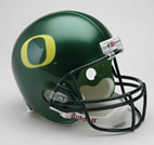 Oregon Ducks Authentic Full Size Helmet