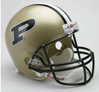 Purdue Boilermakers Authentic Full Size Helmet