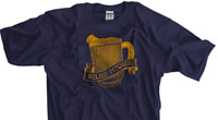 Relief Pitcher Baseball T-shirt