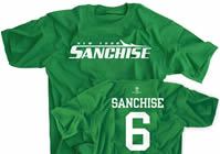 Sanchise 6 New York Football shirt