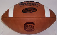 South Carolina Gamecocks Wilson Authentic Game Day Football