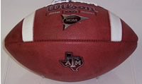 Texas A&M Aggies Official Wilson Authentic Game Day Football F1005