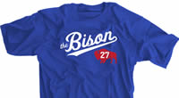 The Bison 27 T-shirt