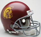 USC Trojans Authentic Full Size Helmet