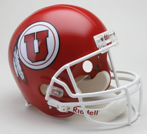 Utah Utes Authentic Helmet