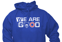 We Are Good Chicago Hoodie Sweatshirt