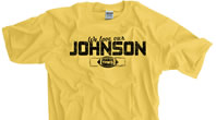 We Love our JOHNSON shirt