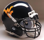 West Virginia Mountaineers Authentic Full Size Helmet