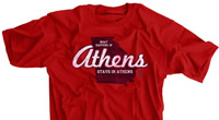 What Happens in Athens Stays in Athens shirt